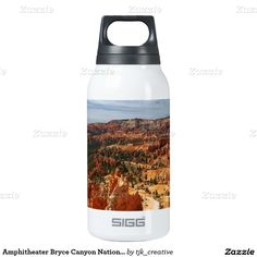Amphitheater Bryce Canyon National Park Utah Thermos Bottle