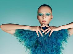 Bird Of Paradise ,the new makeup collection for summer by Dior