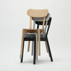 Karimoku New Standard | castor chair