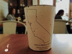 California Company Creates Coffee Cups That Can Grow Into Trees When Thrown Away