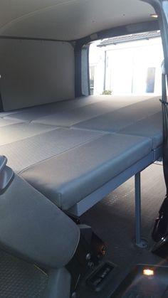 VW T5 Transporter bed system   eBay