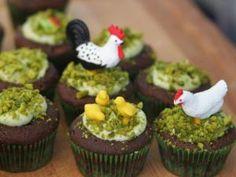 idée pour Pâques n°5 : Cupcakes basse-cour de Pâques ! • Hellocoton.fr