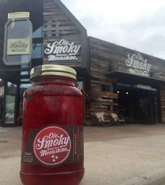 NEW: Ole Smoky Chocolate Cherries launched at the Ole Smoky Moonshine Distillery