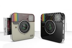 ARD Studio, the developer of the 'Instagram Socialmatic' camera has announced that the camera has been picked up by Polaroid and will be released as the 'Polaroid Socialmatic Camera'.