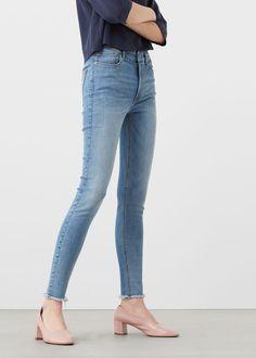 Soho skinny jeans, €36 - Mango