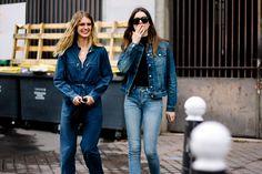 #StreetStyle: Paris Fashion Week Alta Costura FW 2017 - Street style Paris Fashion Week Alta Costura Otoño Invierno 2017 | Galería de fotos 203 de 206 | VOGUE