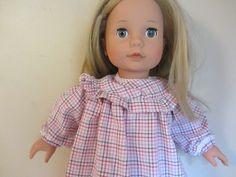 Habit de poupée : Chemise de nuit romantique pour poupée Gotz, Précious Day 46 cm : Jeux, jouets par tante-jeanne