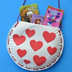 HOME DZINE Craft Ideas | Fun Valentine crafts for moms and kids