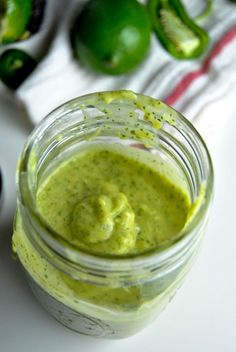 Copy Cat: Whole 30 Chop't Mexican Goddess Dressing