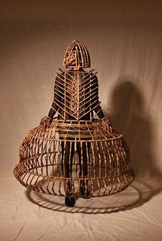 Contemporary Basketry: Shakuntala Kulkarni/Of Bodies Armour & Cages