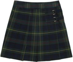 a31e7a32633 Girls 4-20   Plus Size French Toast School Uniform Pleated Plaid Skort