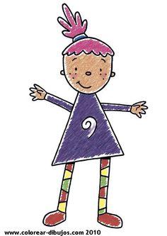 pinky dinky doo | Colorear dibujos de Pinky dinky doo .dibujos de Pinky dinky…