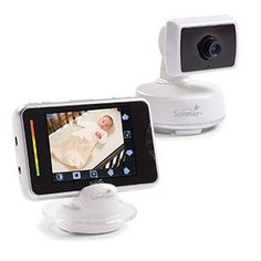 2014 Moms' Picks: Best baby monitors - Summer Infant Baby Touch Digital Color Video Monitor