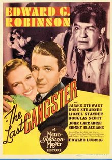The Last Gangster - 1937