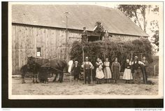 Germany, photo postcard - echte photographier - to identify - Foto Bayer -