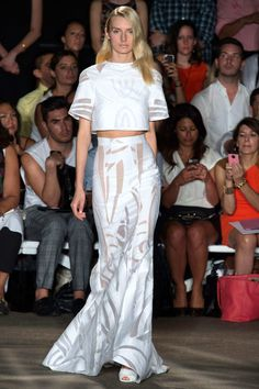 Christian Siriano S/S 15 RTW - NY Fashion Week