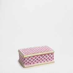 RESIN BOX - Jaipur Collection - Decoration | Zara Home United States of America