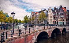 The Telegraph guide to visiting Amsterdam.  The canals are one of the city's top things to do in Amsterdam.