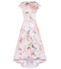 Buy it now. Polarized printed gown. Polarized multicoloured printed gown by Maticevski , vestidoinformal, casual, camiseta, playeros, informales, túnica, estilocamiseta, camisola, vestidodealgodón, vestidosdealgodón, verano, informal, playa, playero, capa, capas, vestidobabydoll, camisole, túnica, shift, pleat, pleated, drape, t-shape, daisy, foldedshoulder, summer, loosefit, tunictop, swing, day, offtheshoulder, smock, print, printed, tea, babydolldress, dolldress, tunic, polodress, pans...