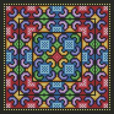 Gallery.ru / Фото #11 - Отшитые схемы 1 - livadika
