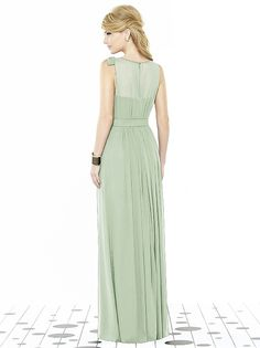 Dessy Collection Bridesmaids Style 6714 http://www.dessy.com/dresses/bridesmaid/6714/?color=celadon&colorid=10#.VLBreXtCZOY