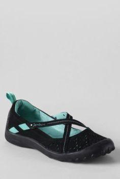Women's Jambu Mai Tai Performance X-Cross Slip-on Shoes from Lands' End