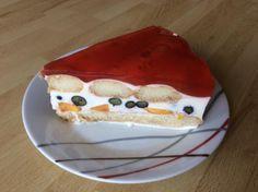 Nepečená smotanová torta od Marta Mlynarcikova Martini, Pancakes, Breakfast, Food, Morning Coffee, Pancake, Meals, Martinis, Yemek