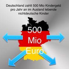 . SPD bricht erneut ihr Versprechen: Kindergeld an im Ausland lebende nichtdeutsche Kinder bleibt. Und wird sogar erhöht Während Merkel hunderte Milliarden Euro problemlos an Immigranten und an am…