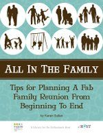 Tips For Planning A Family Reunion