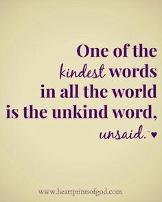 Heartprints of God: Unsaid~<3