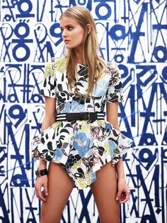 forward gallery girl photos1 Gallery Girl: Kate Grigorieva Wears New Selections from FORWARD by Elyse Walker