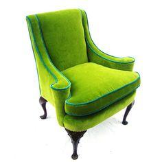 Sasha Wing Chair now featured on Fab.