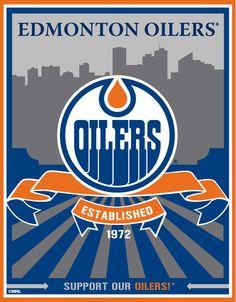 Edmonton Oilers Speakman