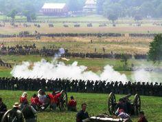 **Gettysburg Battlecast** Watch Pickett's Charge Live