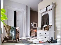 Nova Solo Garderobe HALIFAX mit Sitzbank