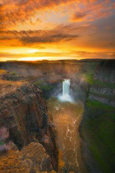 Palouse Falls, Washington United States