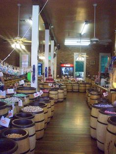 Old Town Sacramento. LOVE THIS CANDY STORE! :)