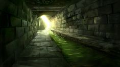 ancient sewers, rpg, fantasy world, rpg, dnd, D&D