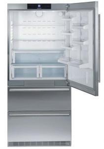 It can be called, interior: German, Liebherr, HC2060 Bottom Mount Refrigerator. Image via Remodelista