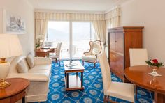 Penthouse Suite mit Whirlpool
