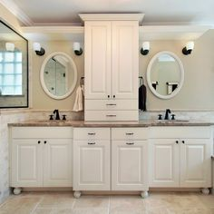 Master Bathrooms With Closets Design Ideas, Pictures, Remodel, and Decor - page 52