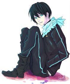 Yato from Noragami Noragami Anime, Yatogami Noragami, Manga Anime, Anime Art, God Of War, Anime Cosplay, I Love Anime, Anime Guys, Yandere