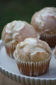 Brandy's Baking: Glazed Donut Muffins