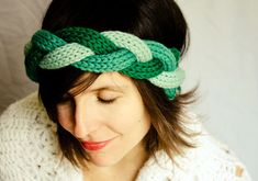 Not Crochet, but gives me some ideas. Neeka Knits | The Etsy Blog