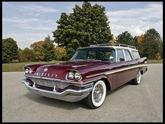 1957 Chrysler New Yorker Wagon - should be our new family car!