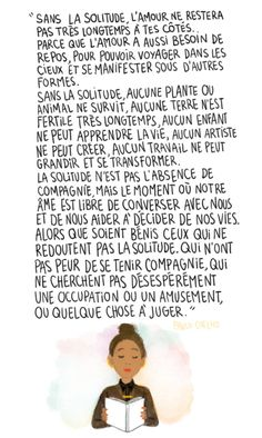 Sanaa K la solitude , love ! Words Quotes, Love Quotes, Inspirational Quotes, Sayings, Quote Citation, French Quotes, Some Words, Positive Attitude, Happy Life