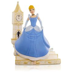 Definatly going to be M's ornament this year!  Disney 65th Anniversary Cinderella The Clock Strikes Twelve! Ornament