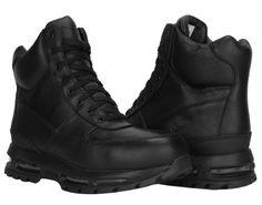 16bda4ce0b Nike Air Max Goadome 6 Waterproof ACG Black/Black Men's Boots 806902-001
