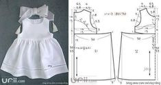 Baby clothes should be selected according to what? How to wash baby clothes? What should be considered when choosing baby clothes in shopping? Baby clothes should be selected according to … Kids Dress Patterns, Baby Clothes Patterns, Clothing Patterns, Little Girl Fashion, Little Girl Dresses, Fashion Kids, Toddler Outfits, Kids Outfits, Baby Sewing