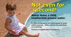 Drowning is preventable! Safety Tips, Child Safety, Make It Simple, Shit Happens, Children, Google Search, Easy, Young Children, Boys